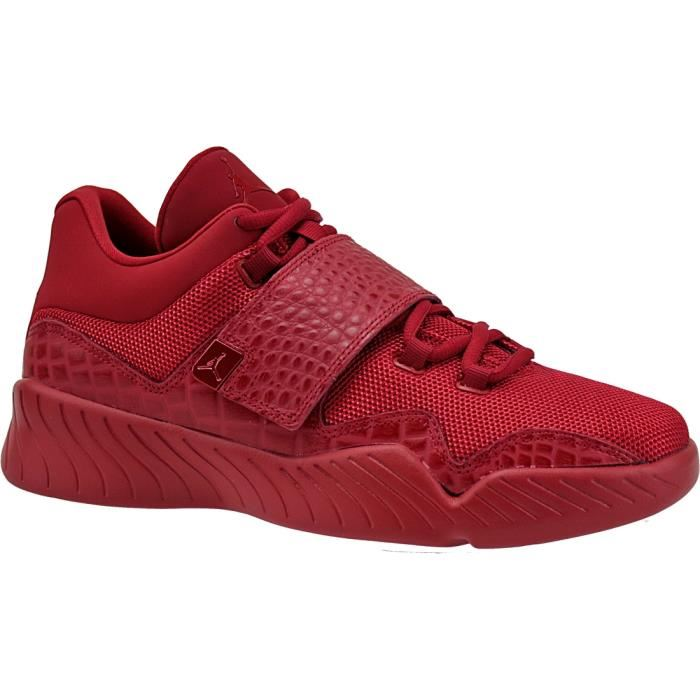 air jordan basket rouge homme